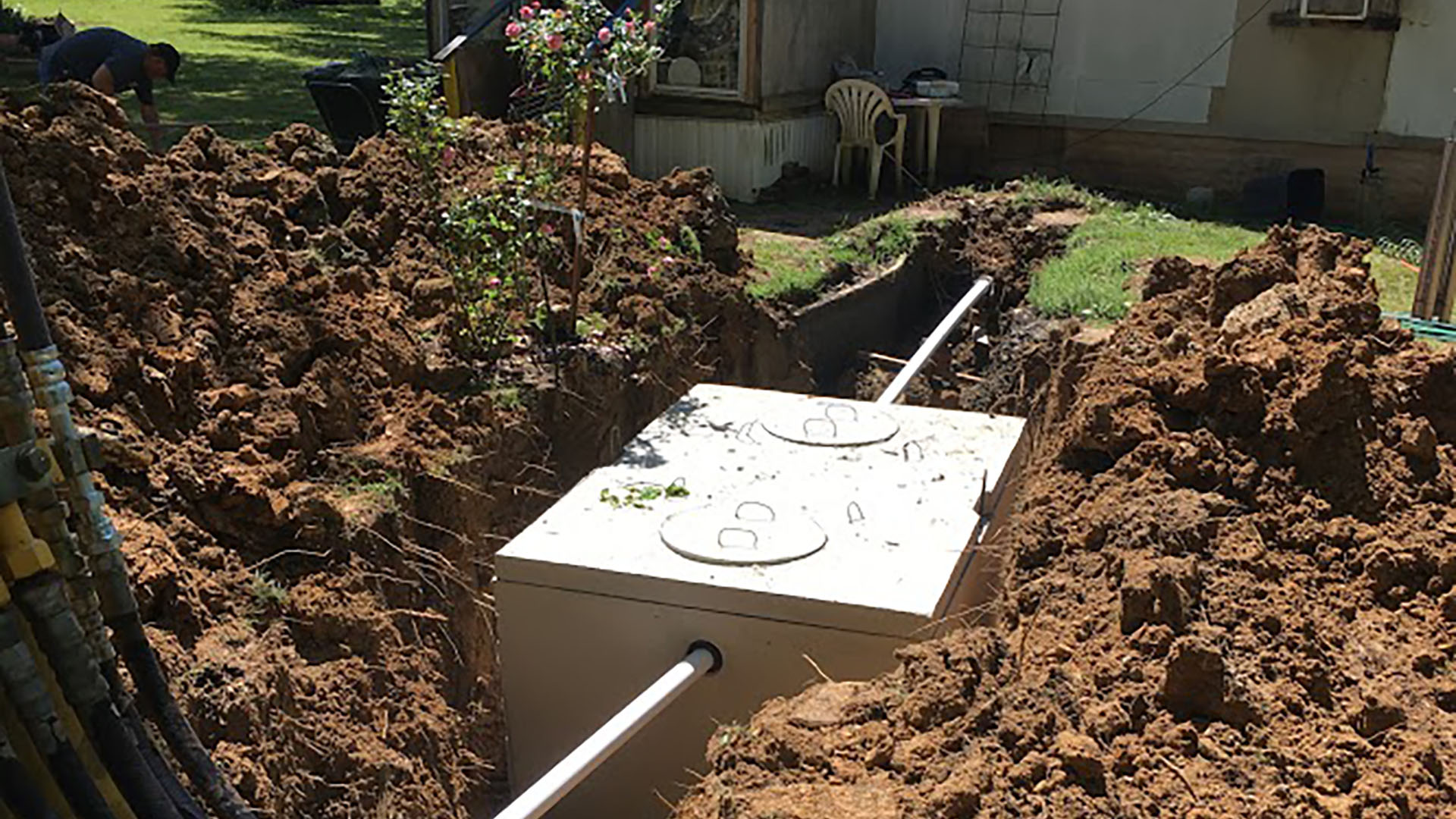 Jackson Septic Pumps, Septic Tanks and Septic Installs